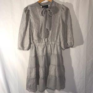 Anthropologie Luxe Apothetique Victorian Dress